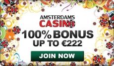 Amsterdams Casino New Bonuses