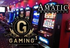 Gaming1 Amatic Content Deal
