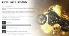 SuperLenny Casino Harley Davidson Promotion