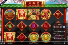 Da Hong Bao Slot Game Video Gameplay