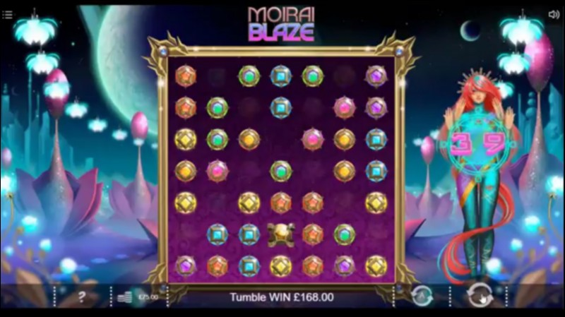 Moirai Blaze Slot Game