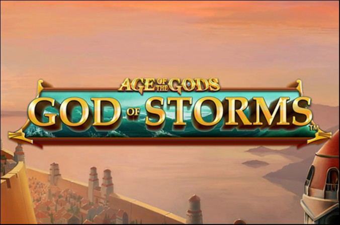 God of Storms Video Slot