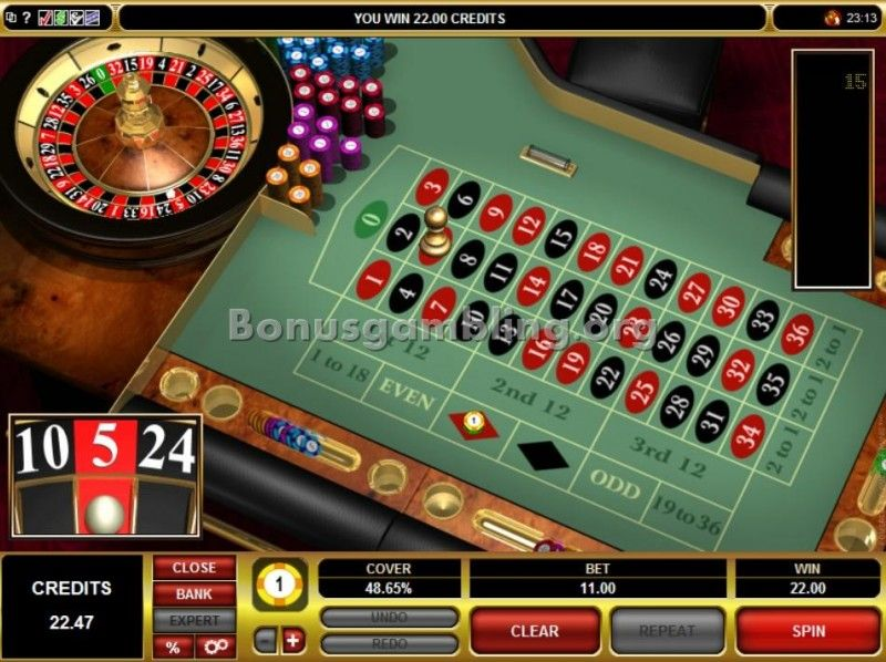 online casino review european roulette play