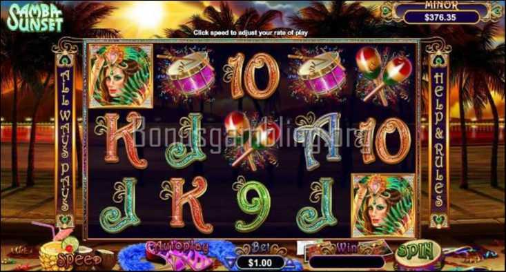 Atlantis Gold No Deposit