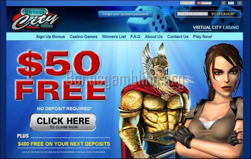 Virtual casino 50 free