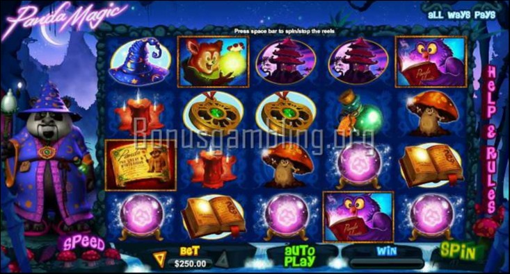 Panda Magic Video Slot