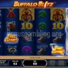 Buffalo Blitz Free Spins Hit