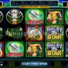 Rugby Star Video Slot