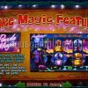 Panda Magic Slot Rules