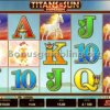 Titans of the Suns Hyperion Video Slot