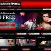 Casino Epoca Website