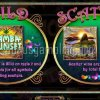 Samba Sunset Slot Wild Scatter Paytable