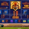 Buffalo Blitz Slot Game Paytable