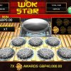 Wok Star Slot Choose a Bowl Bonus