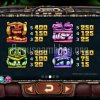Big Blox Slot Paytable