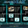 James Dean Slot Paytable