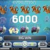 Evolution Slot Big Win